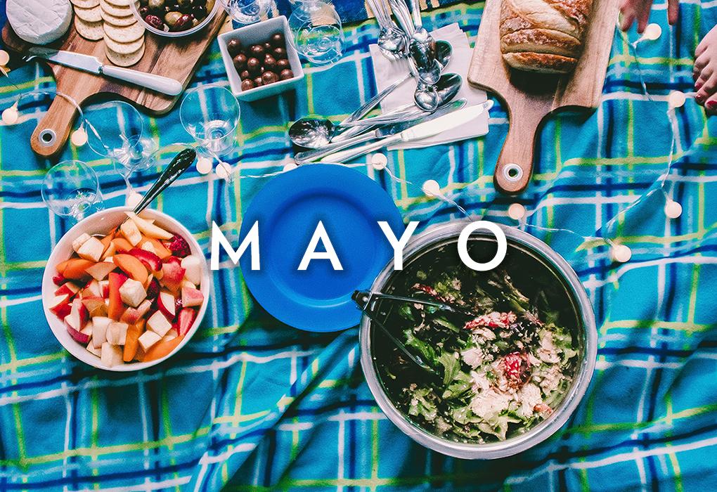 picnic en mayo