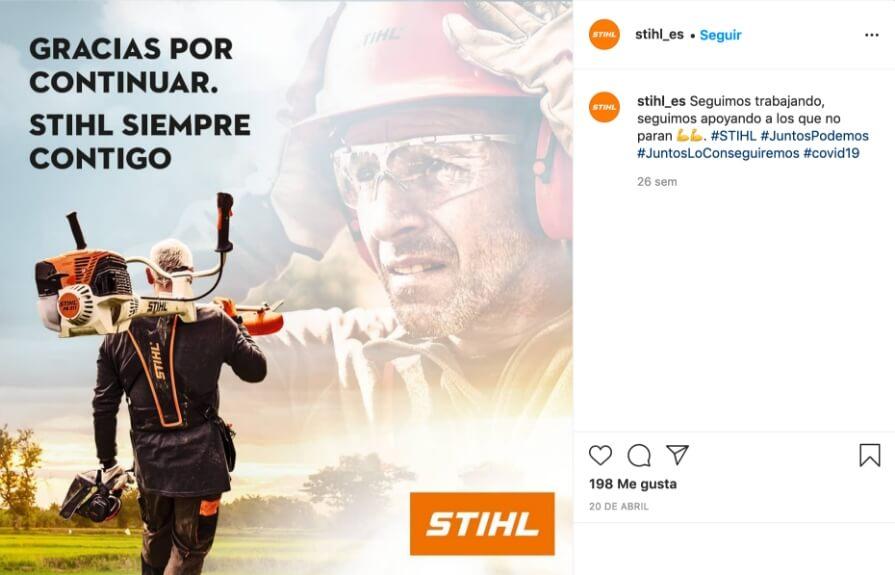 instagram social media plan