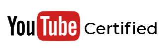 Youtube Certified SHERIDAN