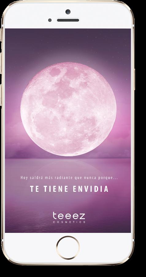 iphone con imagen