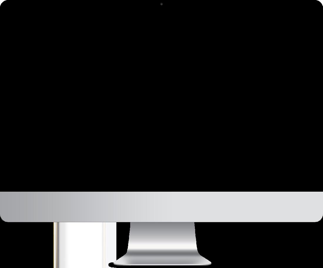 pantalla de mac