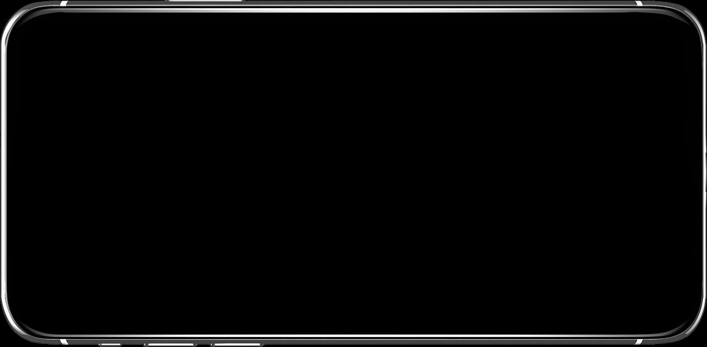 marco de fondo negro